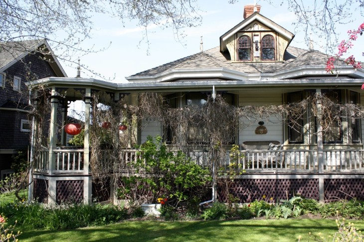 Bed And Breakfast Victoria Bc